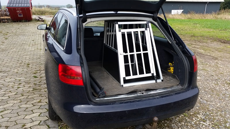 Safecrate Large Premium i Audi A6 Stationcar