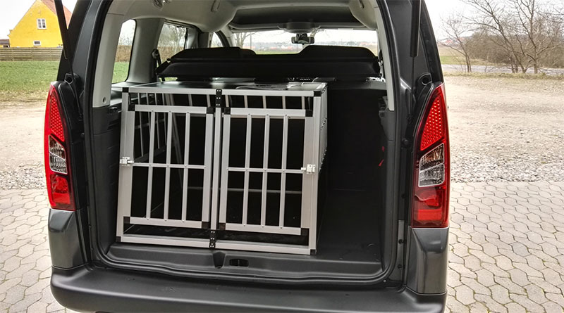 Safecrate Double Large Premium i Citroën Berlingo fra 2016