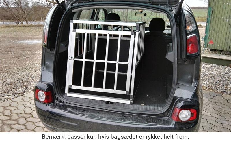Safecrate XL Premium i Citroën C3 Picasso