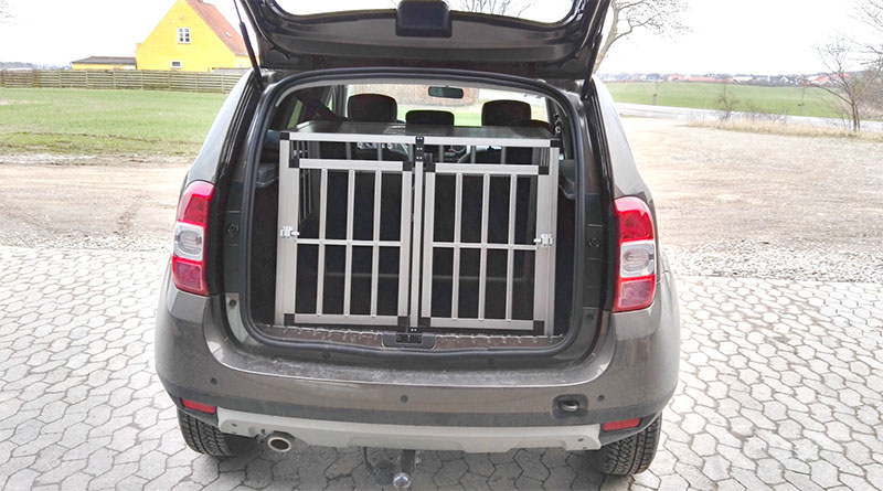 Safecrate Double Large Premium i Dacia Duster 2016