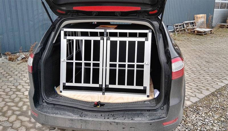 Safecrate Double XL Premium i Ford Mondeo årgang 2007
