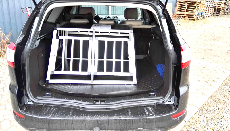 Safecrate Double Small Premium i Ford Mondeo Stationcar 2012