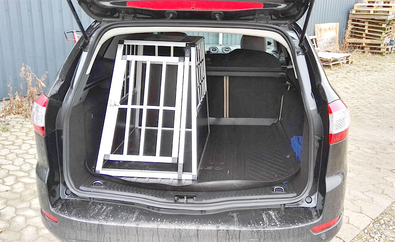Safecrate Large Premium i Ford Mondeo Stationcar 2012