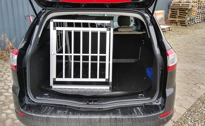 Safecrate XL Premium i Ford Mondeo 2012