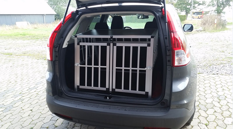 Safecrate Double Large Premium i Honda CR-V fra 2014