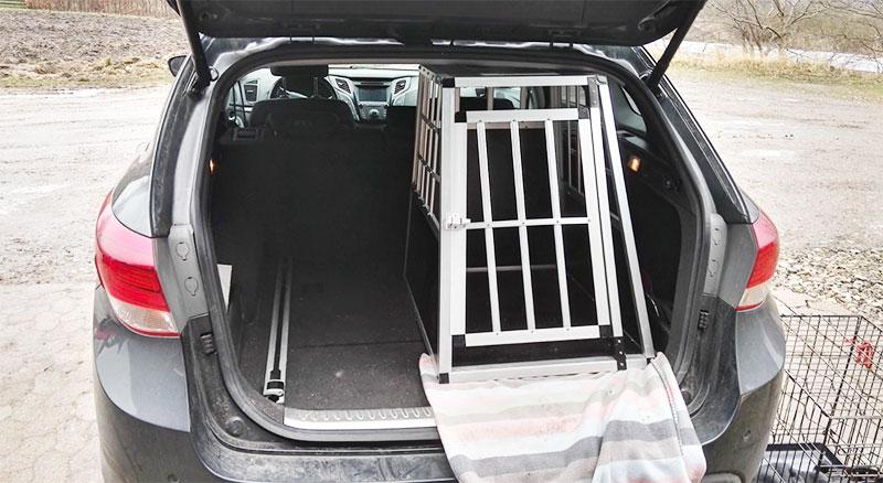 Safecrate Large Premium - Hyundai i40sw 2016