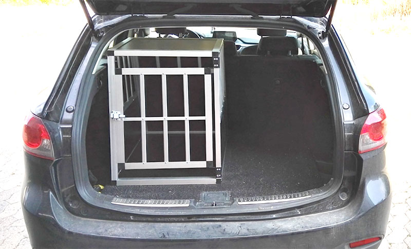 SafeCrate Medium Premium - Mazda 6 Stationcar 2015