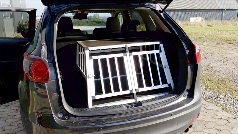 Safecrate Double Small Premium i Mazda CX 5