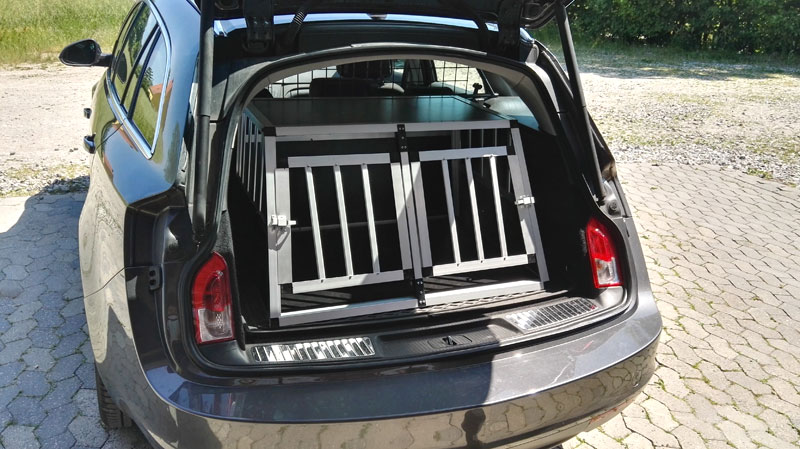 Safecrate Double Small Premium i Opel Insignia