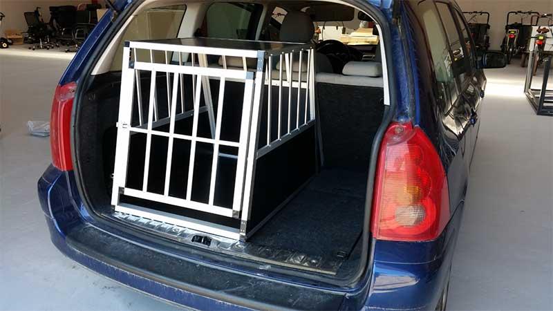 Safecrate XL Premium i Peugeot 307 Stationcar