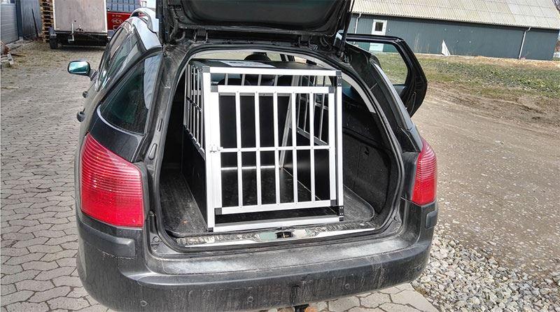 Safecrate XL Premium i Peugeot 407 Stationcar