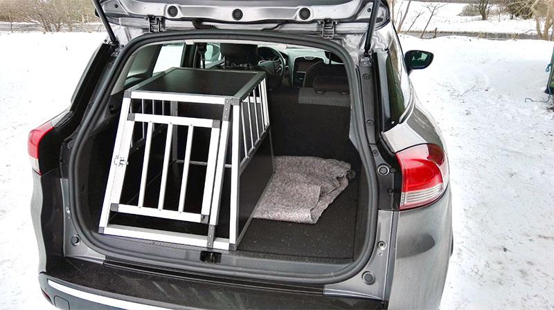 Safecrate Small Premium i Renault Clio