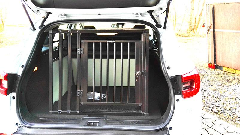 b-Safe Large Wide PRO i Renault Kadjar årgang 2016