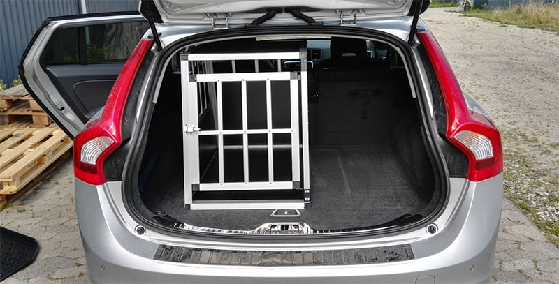 SafeCrate Medium Premium - Volvo V60 2016