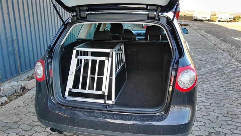 Safecrate Small Premium i VW Passat