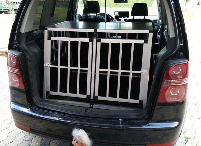 Safecrate Double XL Premium i VW Touran
