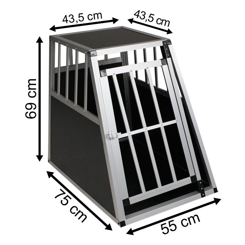 SafeCrate Large Premium - Hundebur til små og mellomstore hunder (2. Generasjon)