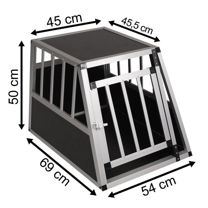 SafeCrate Small Premium - Hundebur til små hunder (2. Generasjon)