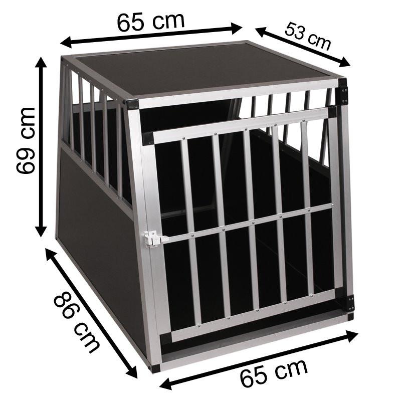 SafeCrate XL Premium - 2. Generasjon Hundebur
