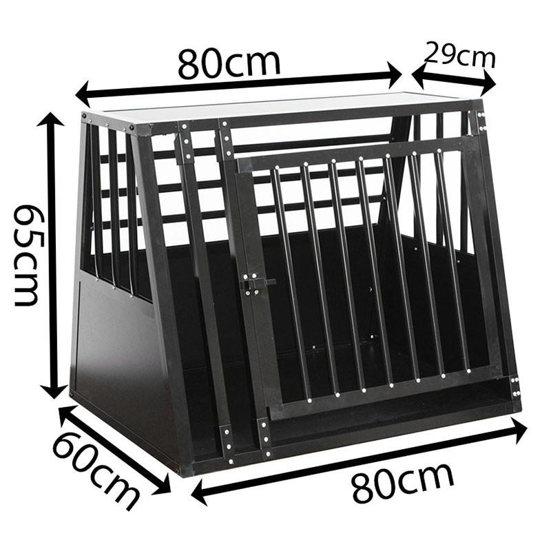 SafeCrate Large Wide - 3. Generasjon Hundebur