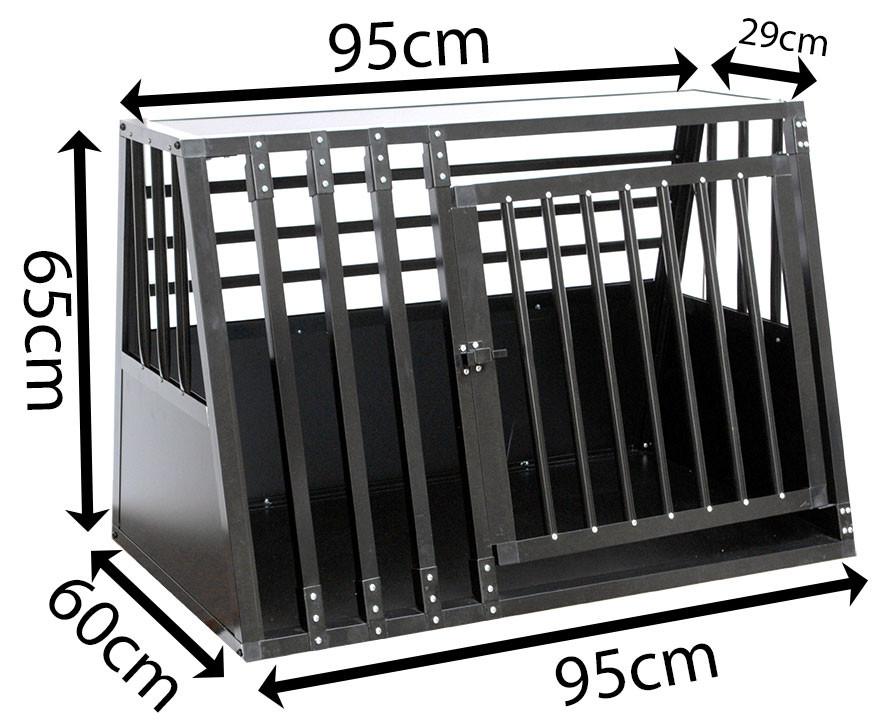 Safecrate XL Wide - 3. Generation - Hundebur