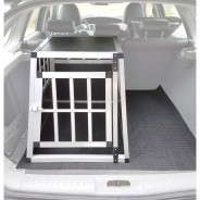 Sklisikker anti-slip matte til bagasjerom - 100x100 cm