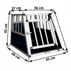 SafeCrate Xtra Small Premium - Hundebur til liten hund (2. Generasjon)