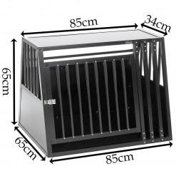 SafeCrate XL Wide - 3. Generasjon - Hundebur