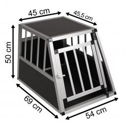 SafeCrate Small Premium - 2. Generasjon Hundebur
