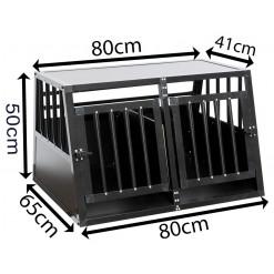Safecrate-Double Xtra Small - 3. Generasjon Hundebur