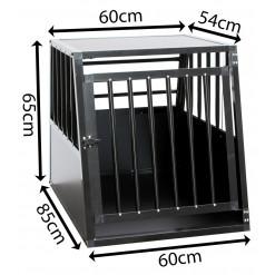 SafeCrate XL - 3. Generasjon Hundebur