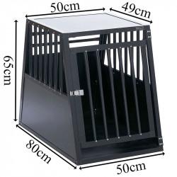 SafeCrate Medium Long - 3. Generasjon Hundebur