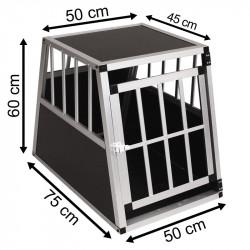 SafeCrate Medium Premium - 2. Generasjon Hundebur