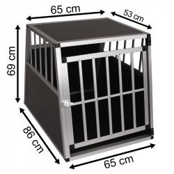 SafeCrate XL Premium - Hundebur til stor hund (2. Generasjon)