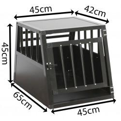 SafeCrate XS - 3. generation - Hundebur til Små Hunde