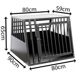 Safecrate XXL -  3. Generasjon Hundebur