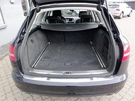 Hundebur til Audi A6