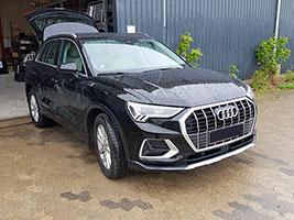 Hundebur Til Audi Q3 2019 - ? 2. Generation