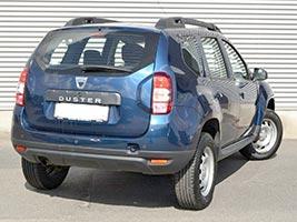 Hundebur til Dacia Duster