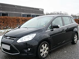 Hundebur til Ford Grand C-max