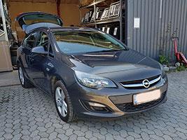 Hundebur til Opel Astra Sportstourer / Stationcar
