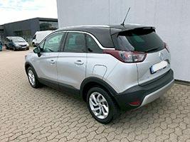 Hundebur Til Opel Crossland X