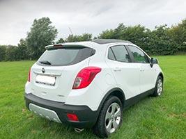 Hundebur Til Opel Mokka