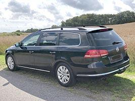 Hundebur Til VW Passat Variant